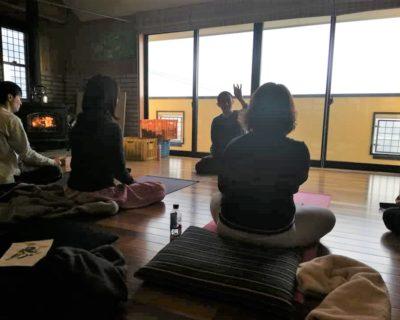 2/17 ゆるヨガ瞑想会